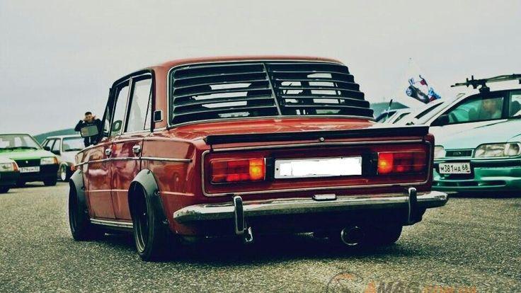 Slammed ВАЗ Lada 2106