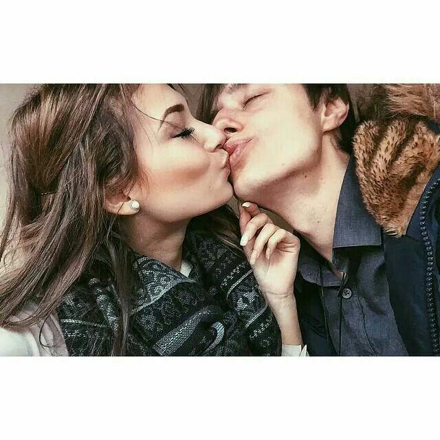 Paola Maria ♡ Sascha #kiss