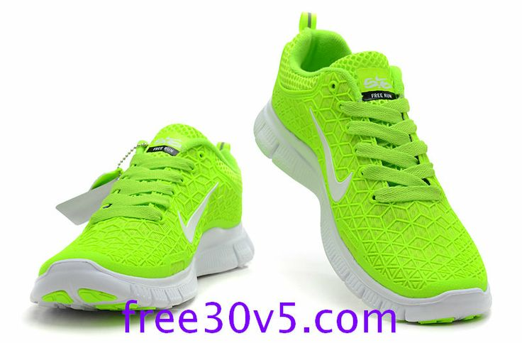 nike free 6.0 womens shoes volt neon green white and black