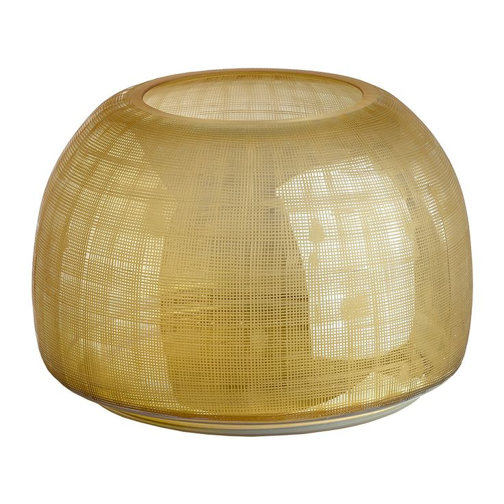 Discover the Pols Potten Checkered Amber Vase at Amara
