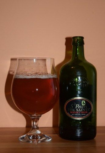 The Saints' Whisky Beer