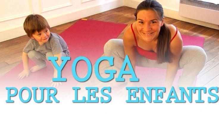 Le yoga est une pratique idéale pour aider vos enfants à se détendre.  Delphine Bourdet,  sophrologue et professeur de yoga, vous montre des postures de yoga ludiques et relaxantes que vous pouvez pratiquer avec les enfants dès l'âge de 3 ans.