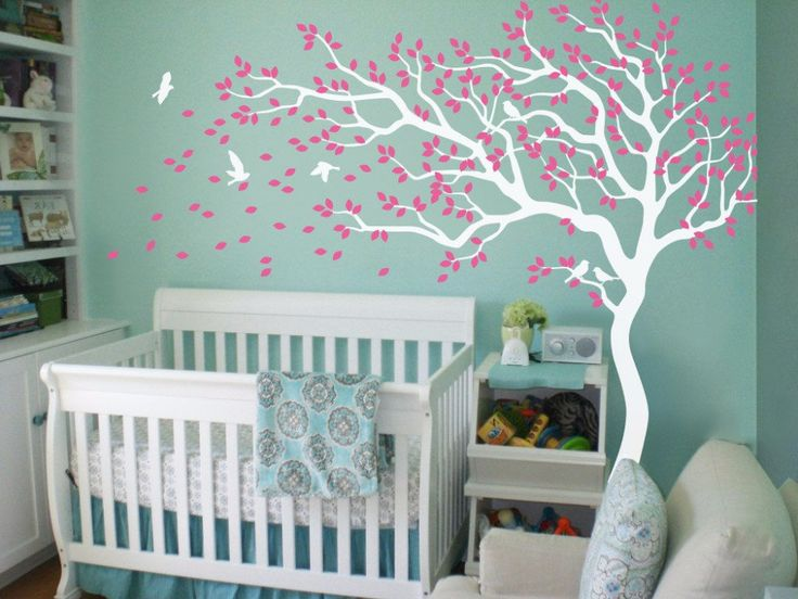 Cheap Wall Tattoos Quotes, Buy Quality Tattoo Lamps Directly From China Wall  Theme Suppliers: Nursery Tree Wall Decals Wall Stickers Wall Tree Decals  White ... Part 36