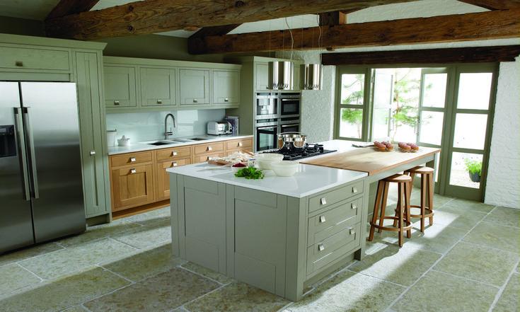 Milton Classic kitchens, Shaker style kitchens, Kitchen
