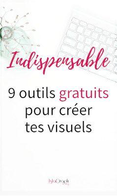 #indispensable : 9 outils pour créer tes visuels de réseaux sociaux #outils #graphisme #outilgratuit