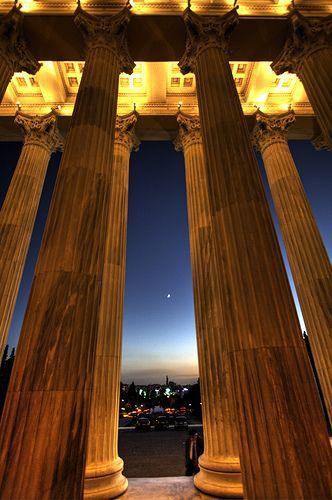 Zappeion Megaron, Athens | by Helen Sotiriadis