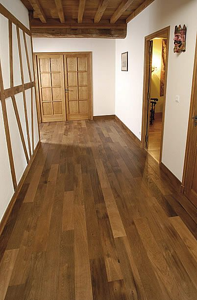 1000 id es sur le th me ch ne massif sur pinterest for Coller du parquet massif sur du carrelage