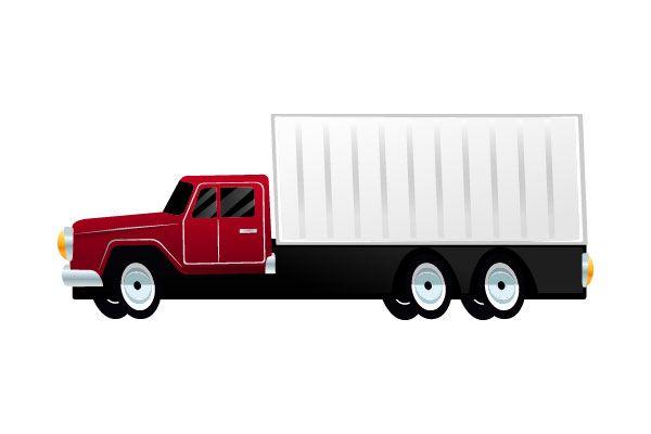 Truck vector #truckvector #vectorpack http://www.vectorvice.com/cars-vector
