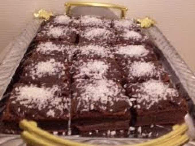 Prajitura ciocolatoasa