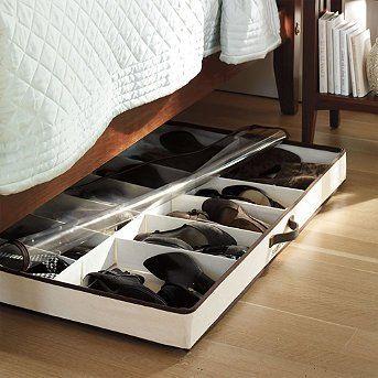 Super Organizada: organizar sapatos