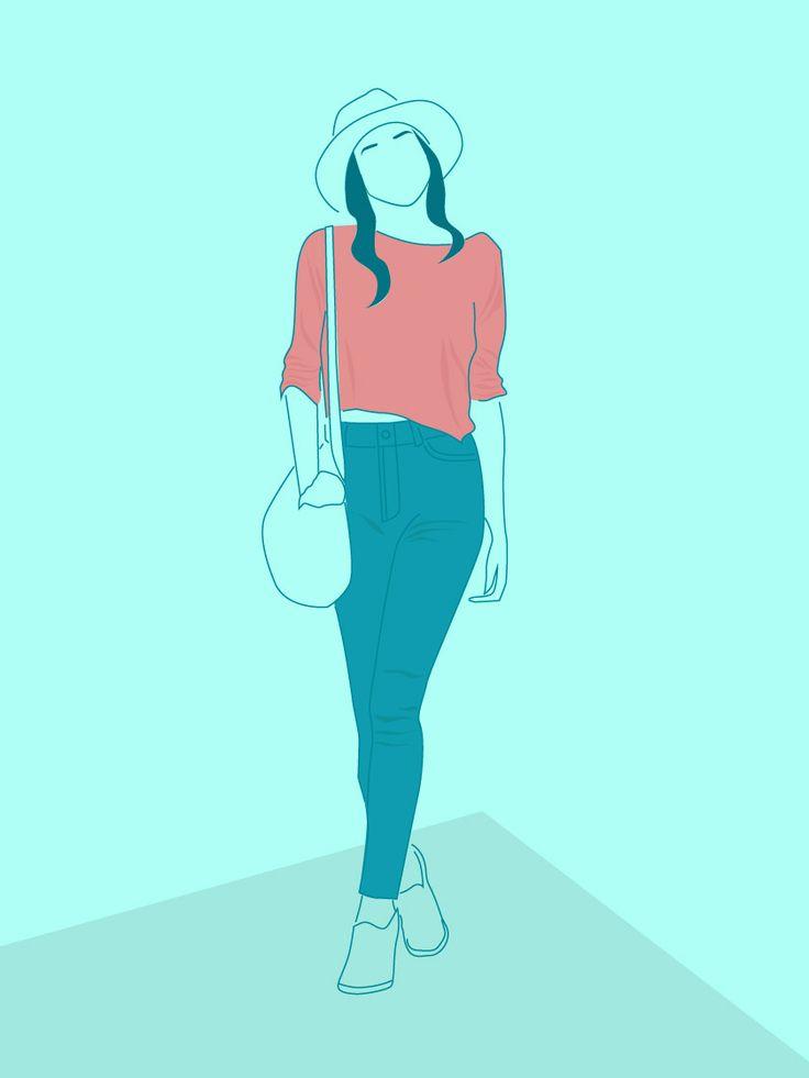 Gut geschummelt: 10 Tricks, wie du dir mit Fashion lange Beine tricksen kannst
