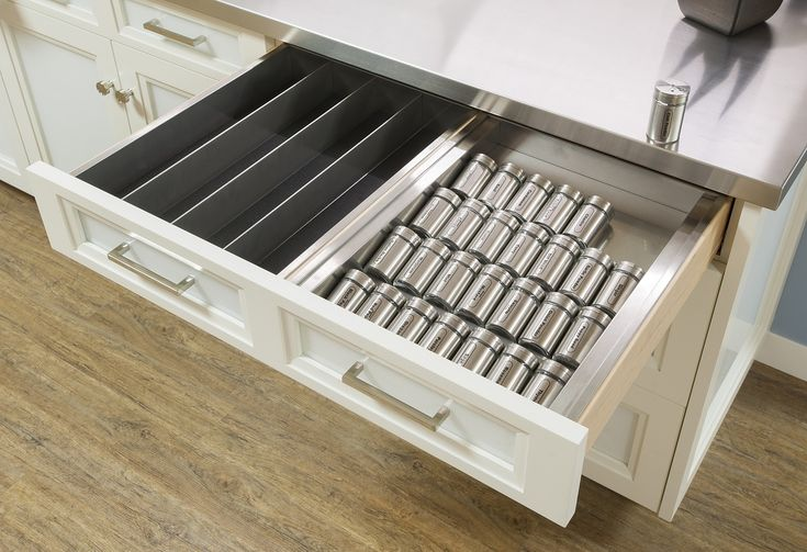 Drawer Dividers For Spices