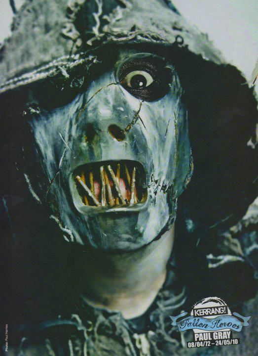 Slipknot / Metal / Rock / Music Bands / Photography // ♥ More at: https://www.pinterest.com/lDarkWonderland/