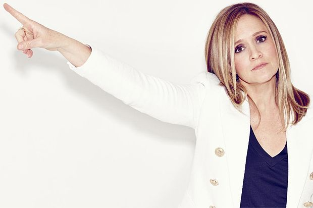 "Samantha Bee's revolution: Crashing the boys' club of late-night news comedy with her own fearless ""Full Frontal"" - Salon.com"