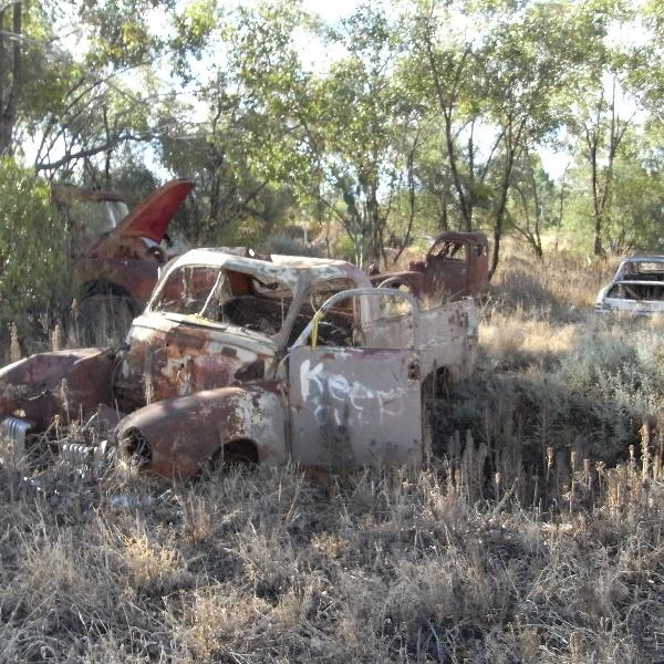 1948 FX Holden Ute