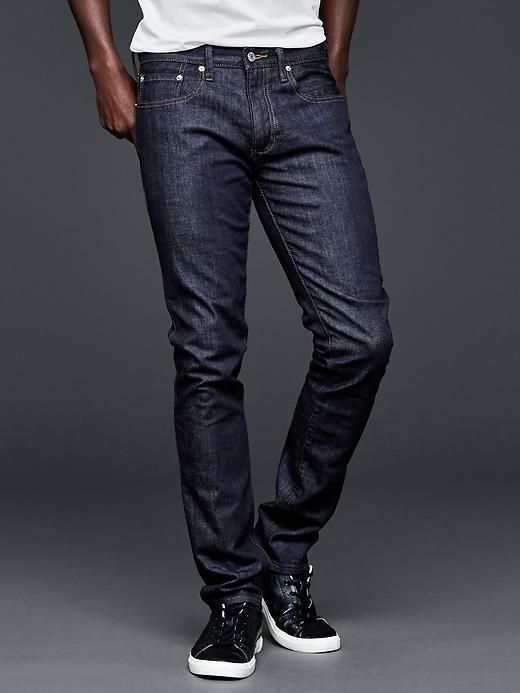 AUTHENTIC 1969 skinny fit jeans - Super slim. Enough said.