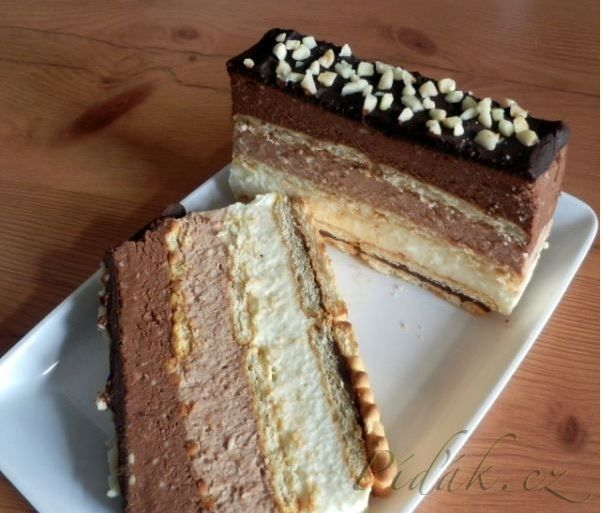 Píďák.cz - Recept - Čokoládová trojka - nepečený chlebíček - a nejen to