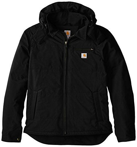 Quick Duck with 3M Thinsulate insulation for warmth. This insulation makes Quick Duck even lighter than but just as warm as always. Work lighter. Work smarter. Outwork them all. 8.5-ounce, 60-percent cotton/40-percent polyester canvas Rain Defender durable water-repellent finish Full-length...  More details at https://jackets-lovers.bestselleroutlets.com/mens-jackets-coats/work-wear/product-review-for-carhartt-mens-big-tall-quick-duck-livingston-jacket/