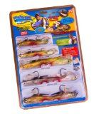 Mighty Bite Fishing Lures Basic Kit List Price: $21.99 Discount: $0.00 Sale Price: $21.99