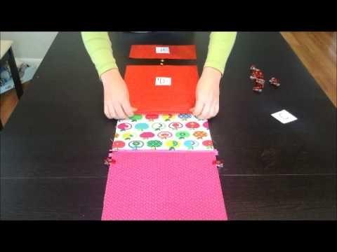 Bionic Gear Bag Sew Along Part 2