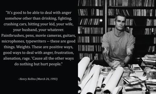 henry rollins quote - Google Search