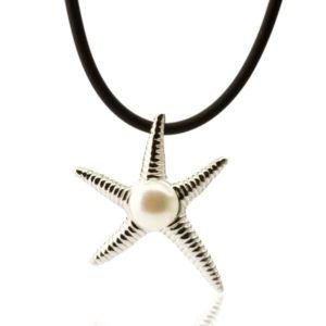 Starfish Pearl Necklace - Shop our jewellery store in Port Fairy - Victoria, Australia.