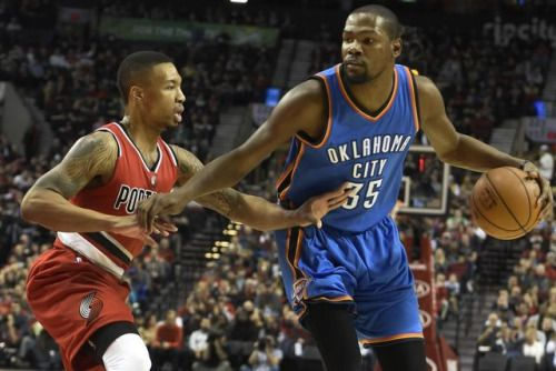 Kevin Durant to the Warriors, Larry Sanders to the Blazers?... #Warriors: Kevin Durant to the Warriors, Larry Sanders to the… #Warriors