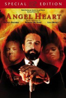 Angel Heart.   A most Creepy & Excellent film, starring Robert DeNiro & Mickey Rourke. One of them plays the Devil....