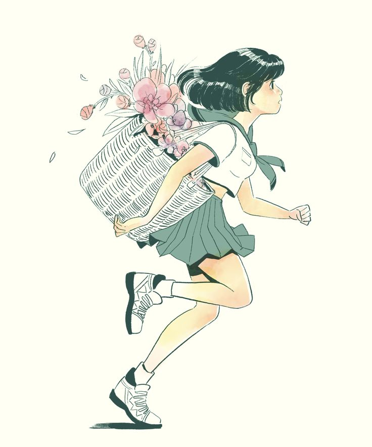 Anime Characters Running : Best images about character pose walk run on pinterest