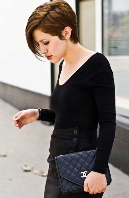 Magnificent 1000 Images About Trendy Short Haircuts On Pinterest For Women Short Hairstyles Gunalazisus