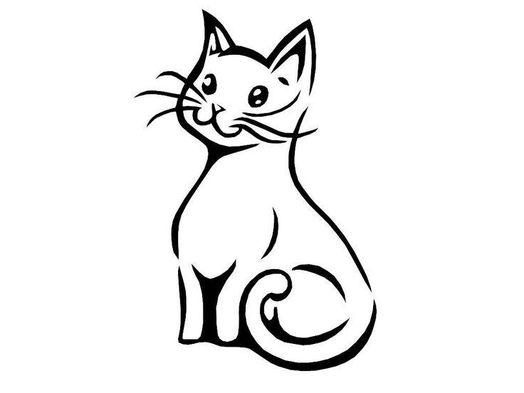 Little Fat Cat Tattoo