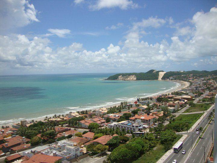 Praia de Ponta Negra, Natal/RN - Brasil