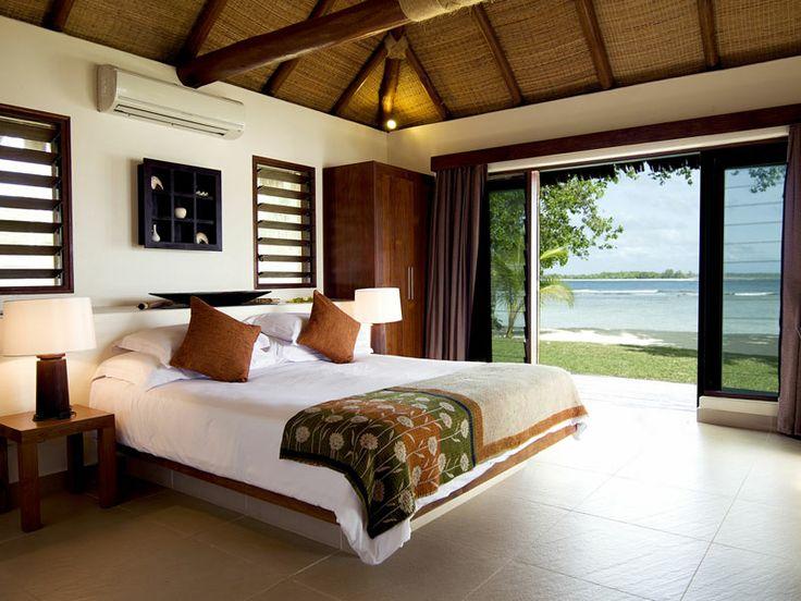 Wake up to the beach right at your doorstep. Eratap Beach Resort, Vanuatu  www.islandescapes.com.au