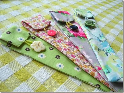 "double pointed needle case, ""Cozy Things"" blog"