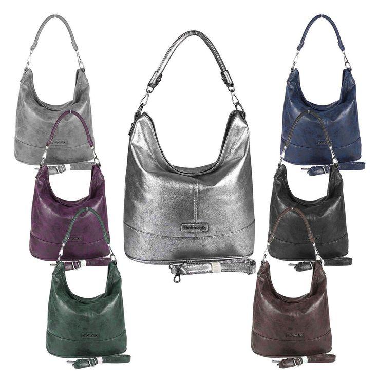 WOMEN'S BAG HANDBAG Hobo Metallic Shoulder Bag CrossOver: £33.31 End Date: Sunday Sep-10-2017 12:57:23 BST Buy It Now for only: £33.31 Buy…