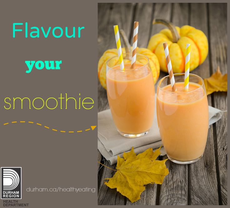 You can create a fruity yogurt smoothie with your favourite fruit or vegetables. You can have one for a snack or as part of your healthy breakfast. Try different combinations of flavours to find out what tastes the best!