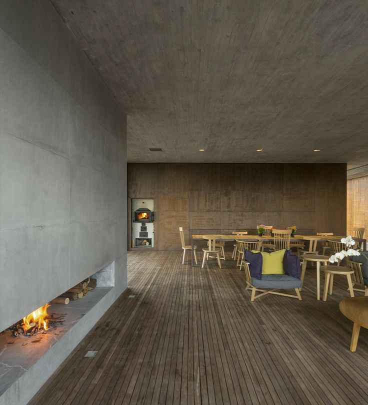 Bold Urban Remodel By Amerikka Design Office   Chicou0027s Restaurant. See  More. Casa P / Studio MK27 U2013 Marcio Kogan Lair Reis The P House / Studio  MK27