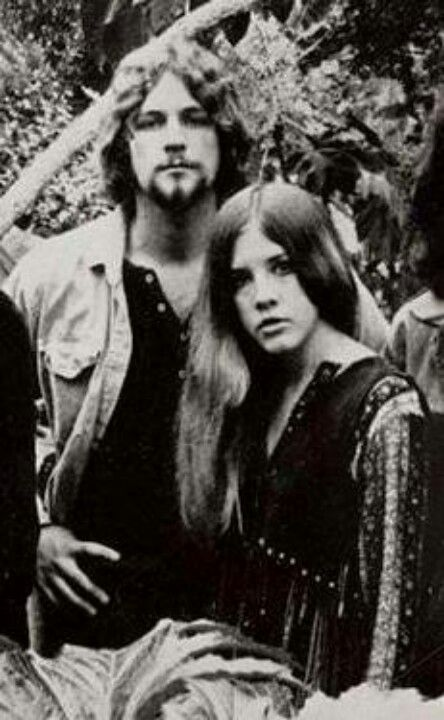 Lindsey Buckingham & Stevie Nicks 1973