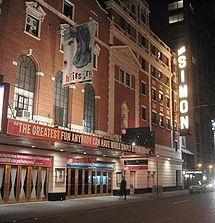 The Neil Simon Theatre (then known as the Alvin Theatre) opens in NYC on this day in 1927.