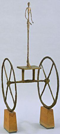 Alberto Giacometti - The Chariot