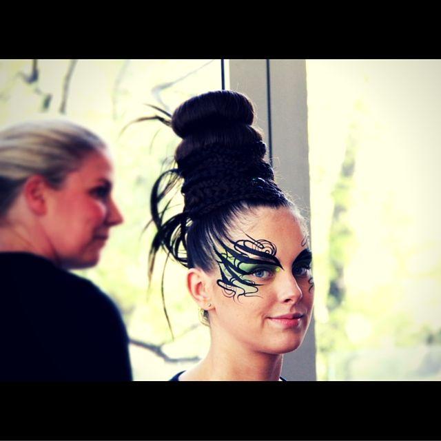 Amazing face masks by #bodyartandfacemasks for #yellowstrawberryhairandbeauty and #dontdopretty #DDP