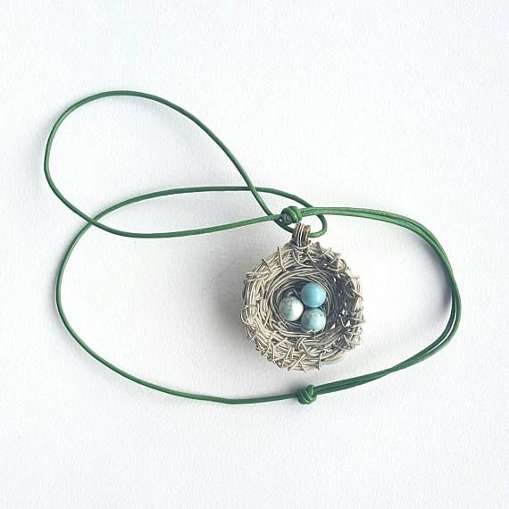 Check out this item in my Etsy shop https://www.etsy.com/au/listing/561194338/repurposed-guitar-string-birds-nest