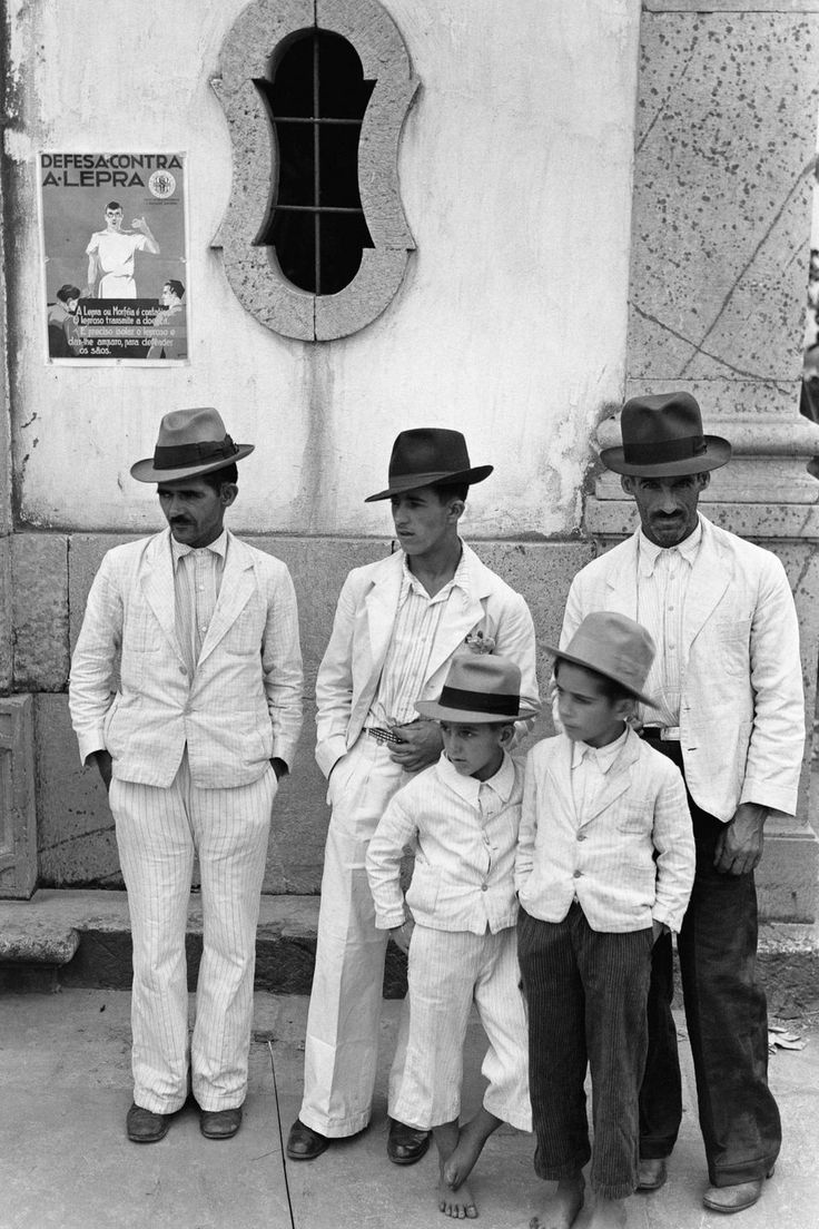 Spectacular photos of 1940s Brazil by a government photographer gone rogue
