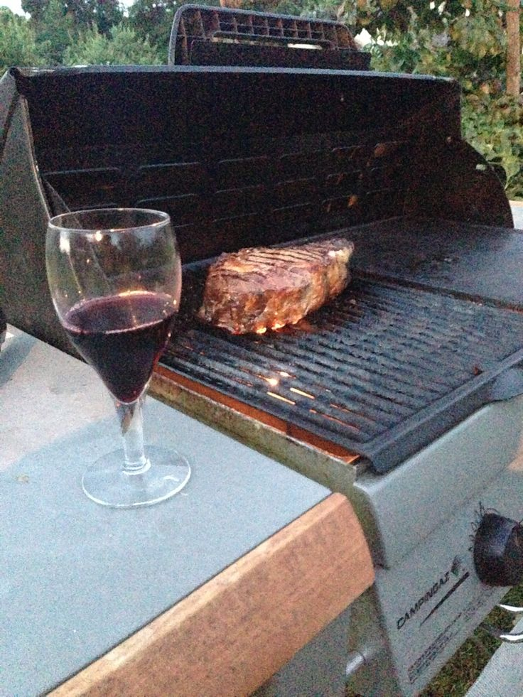 Côté de bœuf vin australien et soleil..