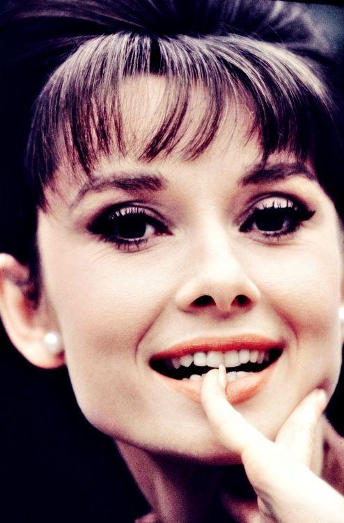 Audrey Hepburn, circa 1963