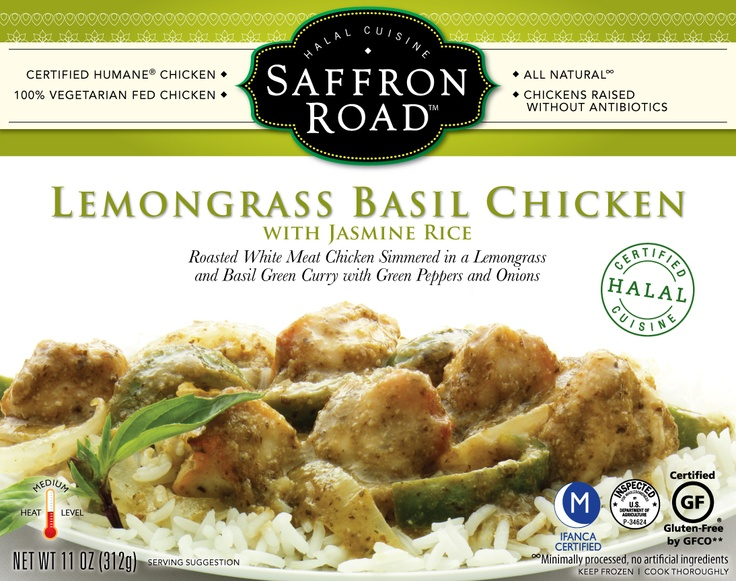 Lemongrass Kitchen Frozen Food Reviews