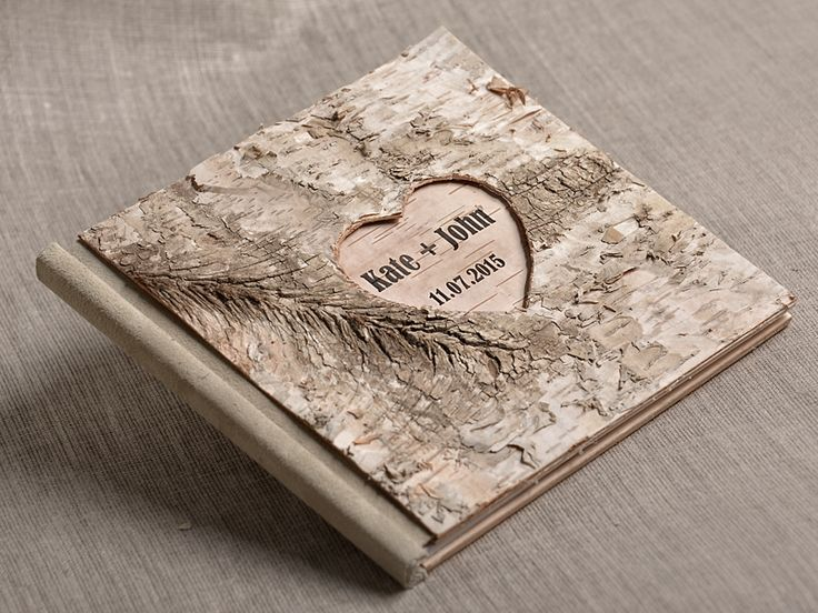 141 best Rustic Wedding Guestbooks images on Pinterest | Rustic ...