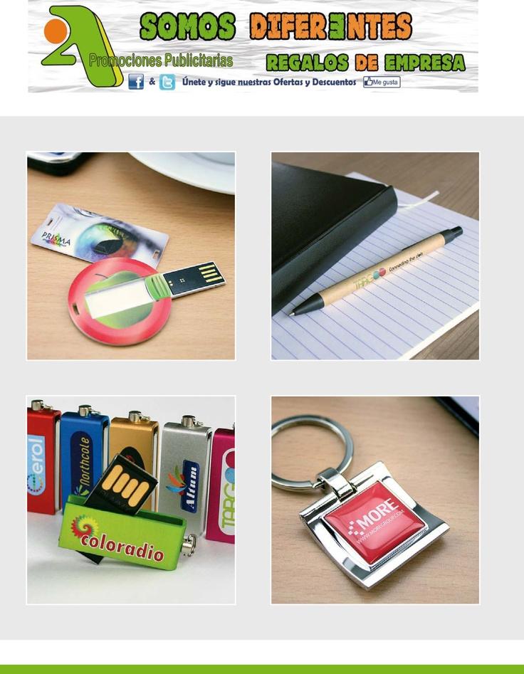 Catálogo dedicado exclusivamente a uno de los artículos con más éxito en el mercado promocional, las MEMORIAS USB. En estos momentos las memorias USB son el regalo promocional perfecto. Se agradecen cuando se reciben, se usan a menudo y, por tanto, tienen mucha visibilidad. También son un dispositivo de almacenamiento, lo que permite grabar en su interior una presentación u otros documentos. En resumen, son un perfecto instrumento de marketing.    Para descargar el catálogo, cliquear el…