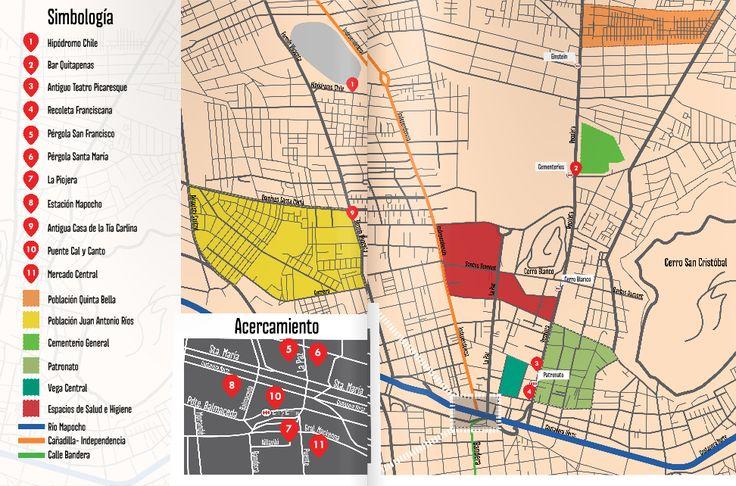 Tourist Guide: Plano Atlas Popular de La Chimba