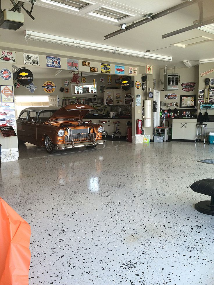 Submit your garage pictures to carguygarage